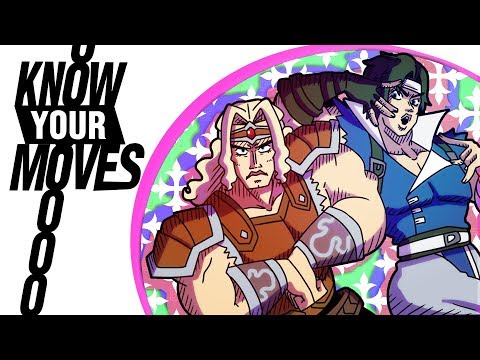 Simon & Richter -  Know Your Moves