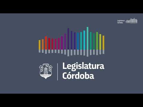 Segunda Sesión Virtual de la Legislatura de Córdoba 20-05-2020