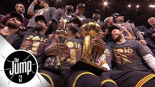 How the Warriors are impacting LeBron James' legacy and free agency | The Jump | ESPN