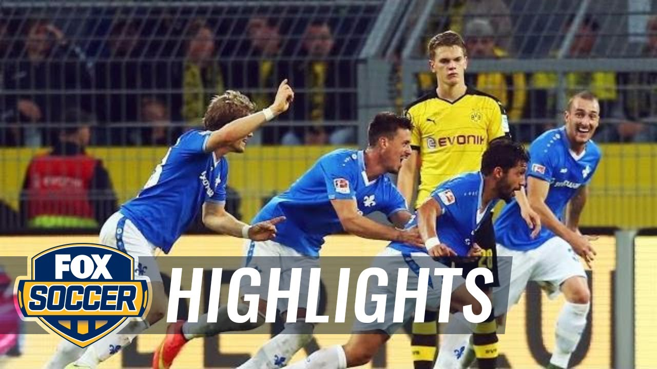 Darmstadt Dortmund Highlights