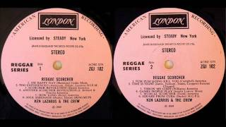 Ken Lazarus & The Crew / Reggae Scorcher / 1969