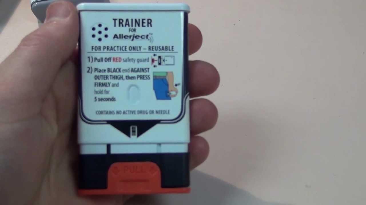 allerject trainer
