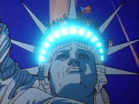 G.I. Joe : The Movie Intro 1987 3D