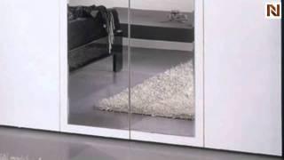 Moon Italian Modern Bedroom Set Vgaccmoon-set