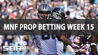 Week 15 NFL Betting | Monday Night Football Prop Picks