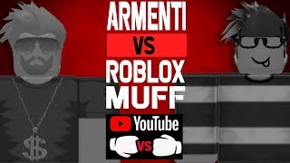 ROBLOXMUFF I CHALLENGE YOU TO A BOXING MATCH ...