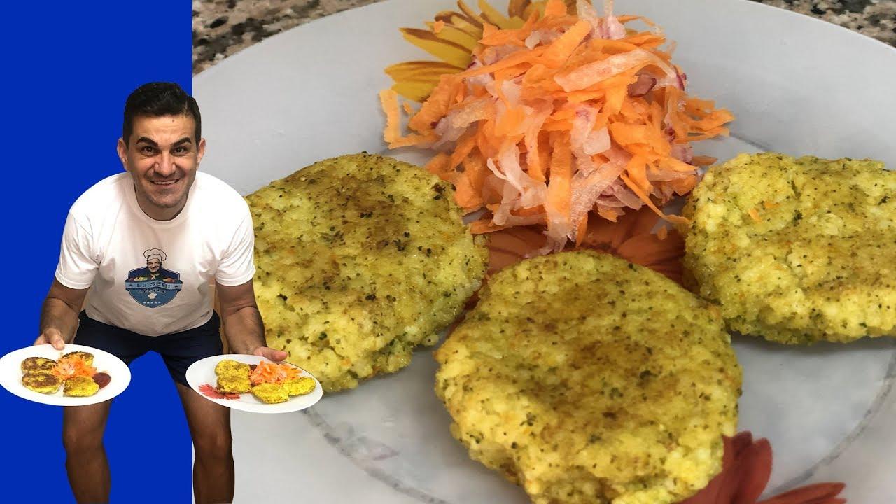 Download Chiftelute cu mei si legume- vegan