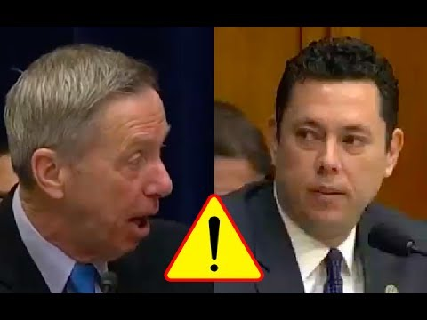 Congressman SCREAMS at Jason Chaffetz about Russia Hacking Election!