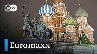 Moskau bei Nacht | Euromaxx