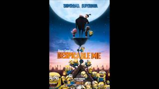 Despicable Me Theme Full with movie sounds