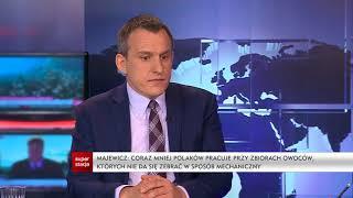 Rynek pracy w Polsce 08.06.2018