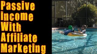 Passive Income From Simple Little Affiliate Sites... The Smart Way To Build Passive Income.