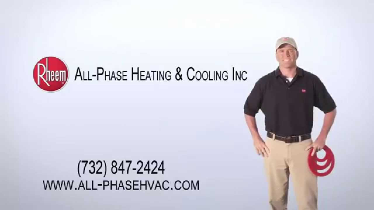 All Phase Heating Cooling Inc Furnace Repair Middletown Nj 732 847 2424