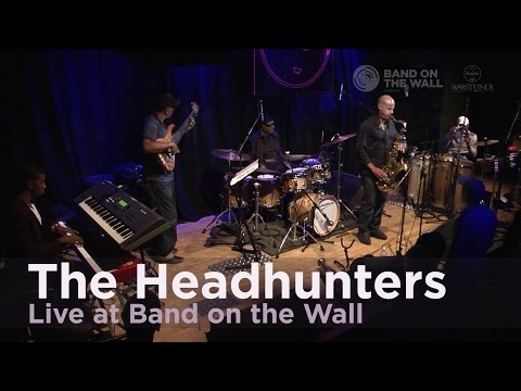 The Headhunters ft. Harvey Mason 'Watermelon Man', live at Band on the Wall