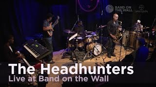 The Headhunters ft. Harvey Mason 'Watermelon Man', live at Band on the Wall