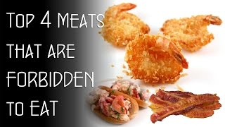 TOP 4 Meats FORBIDDEN for Us Eat (Bible Facts) | PART 1...