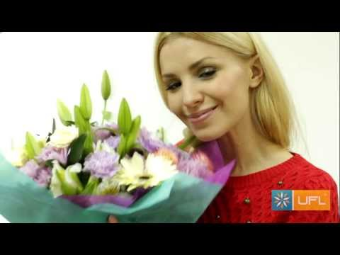 The bouquet «Dubai» - flower delivery UA-Flowers.com