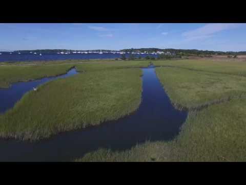 Fort Getty, Jamestown Rhode Island - DJI Phantom 3 Pro