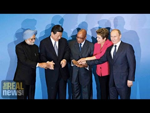 Pt. 1 BRICS Countries Beset By Economic Problems