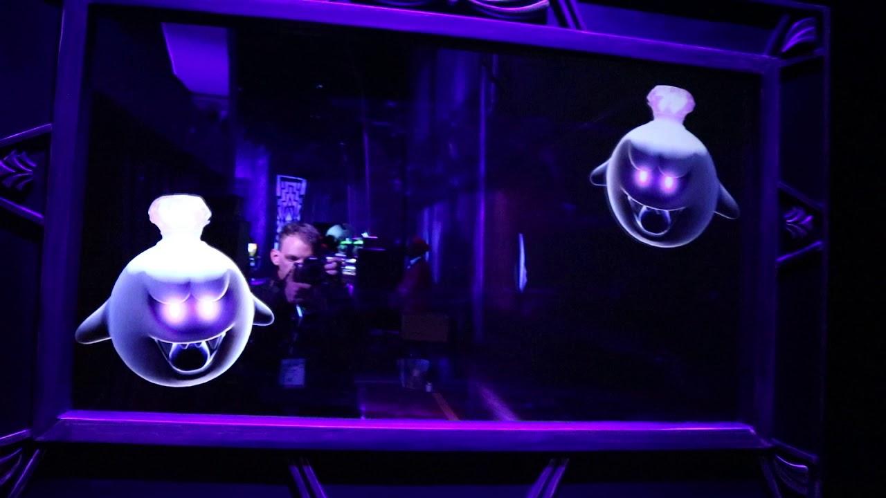 E3 2019 Luigi S Mansion 3 King Boo Mirror