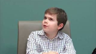 Charlie's Story: Duchenne Muscular Dystrophy Part 2