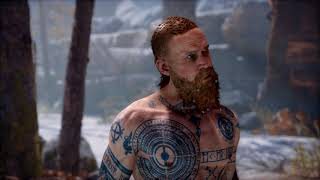 God of War Stranger Boss Fight Part 1