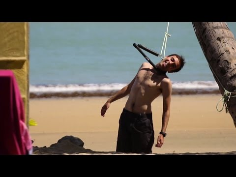 Brazil 2015 - Mega Downwind with friends!
