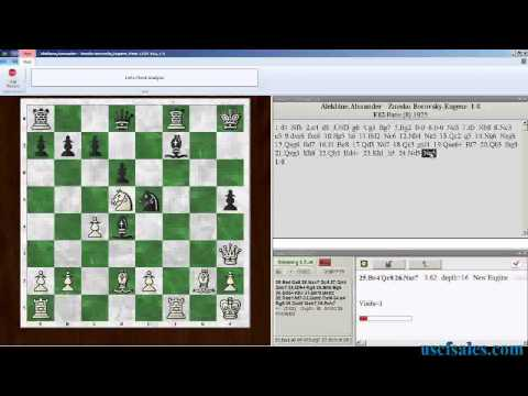 How to contribute your chess game analysis to a worldwide server using Fritz13 (Fritz Tip #0021)