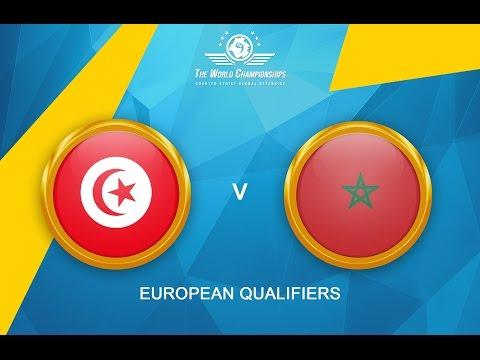 CS:GO - Tunisia vs. Marocco [Dust2 - Map 3] - The World Championships 2016