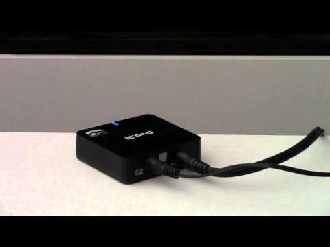 Audiophile Bluetooth Receiver with aptX & Optical Out for under $80