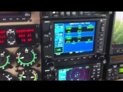 Piper Saratoga II TC at 8,500' with 170 KTAS