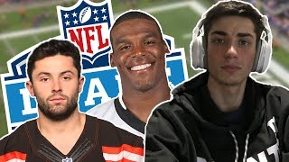 every 1 overall pick in the nfl draft since 1980 quiz
