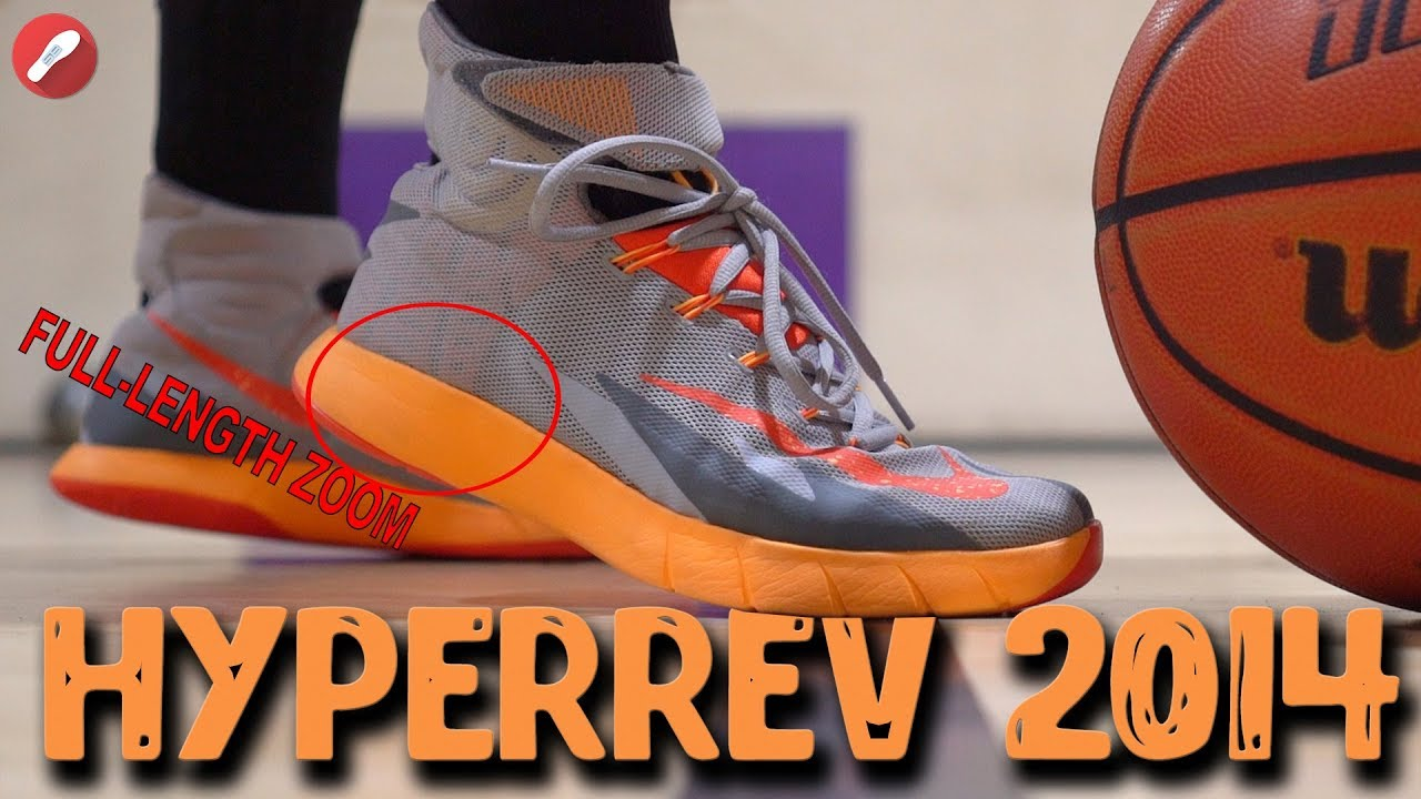 huge selection of 8ab5e 68c3d Throwback! Does It Still Basketball  Nike Hyperrev 2014 Review!