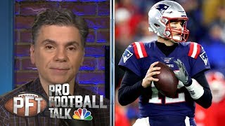 PFT Draft: Free agent quarterback predictions | Pro Football Talk | NBC Sports