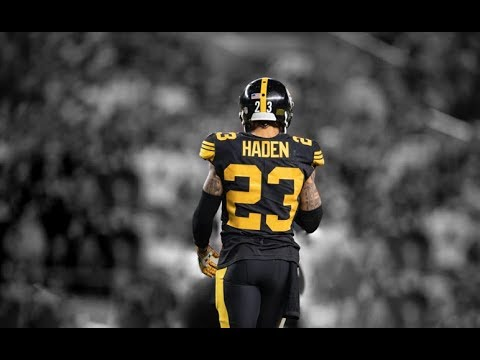 new products 0246a c2892 Joe Haden || 2018-2019 Steelers Highlights ᴴᴰ