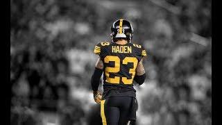 Joe Haden || 2018-2019 Steelers Highlights ᴴᴰ