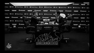 Highlights video World Chess Championship 2018 - Round- up of Day 12