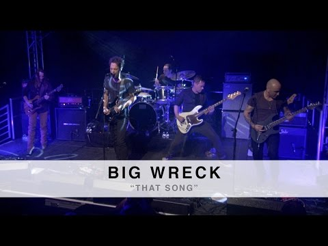 Big Wreck - That Song (LIVE at the Suhr Factory Party 2015)