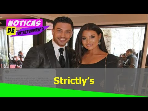 Strictly's Giovanni Pernice hits back after Pride of Britain bust-up with ex Jess Wright as he