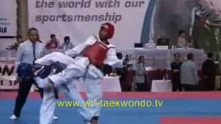2008 World Junior Taekwondo Championships