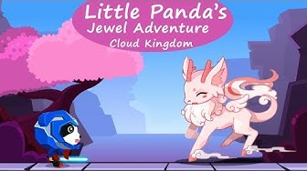 Little Panda's Jewel Quest Adventure #5 - Cloud Kingdom | BabyBus Games For Kids