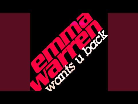Wants U Back (Original Club Edit)