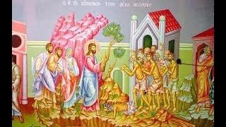 Κυριακή ΙΒ΄Λουκά (10 Λεπρών) 19-01-2020