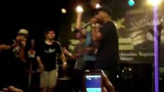 Billy & Tito fade2black battle beat box in jambore rezpector
