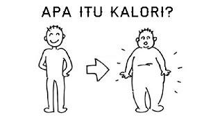 Apa Itu Kalori? Rahasia Menaikkan dan Menurunkan Berat Badan By Brodibalo
