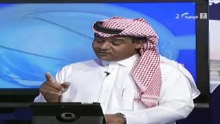 مقابلة رئيس مجلس إدارة نادي السلام بالحقيبة الرياضية 19 8 1435