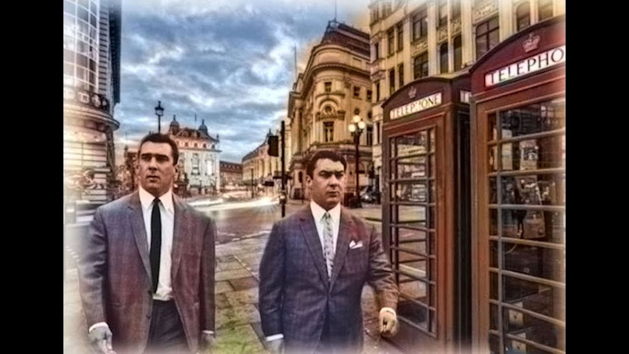 kray twins crime library