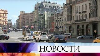 В выходные в центральных районах России резко похолодает и поднимется сильный ветер.
