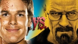 Dexter Morgan VS. Walter White