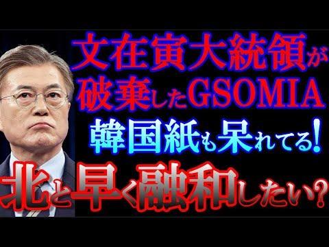 韓国はGSOMIAを破棄した件で韓国紙が嘆いていますが日本には一切関係ない事ですねレッドチームへ一直線ですね